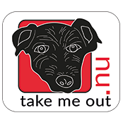 Logo Take me out website